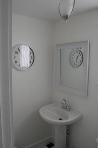 Newly Remodelled Bathroom